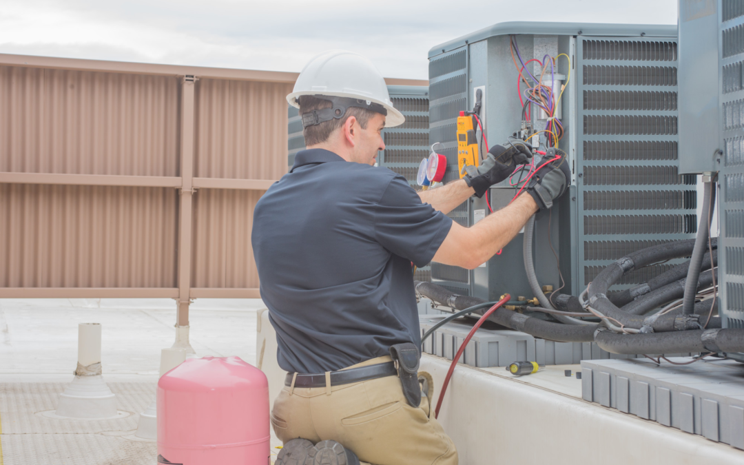 The 4 Main Parts of your Condenser Unit that Affect Performance