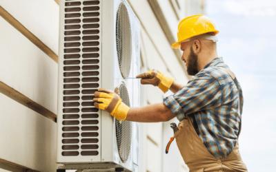 Repairing Your AC: Troubleshooting a Broken Outdoor Condenser